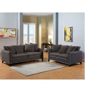 ALTON 5 SEATER - GREY