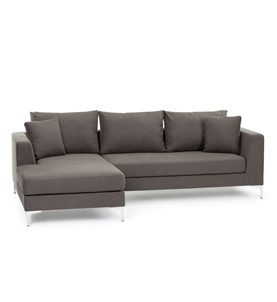 Grant Sectional Sofa - Grey