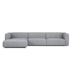 ELSO MODULAR SOFA + 4 THROW PILLOWS