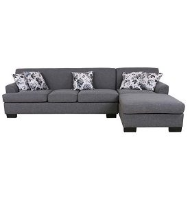 YORKVILLE 5 SEATER SECTIONAL