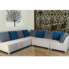 PRAGA 7 SEATER SECTIONAL