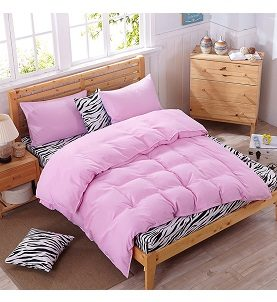 ZEBRA SPELL BEDDING SET