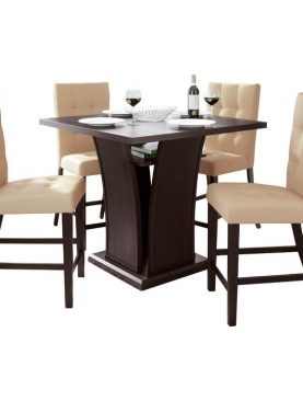 Yash 4 Dining Set