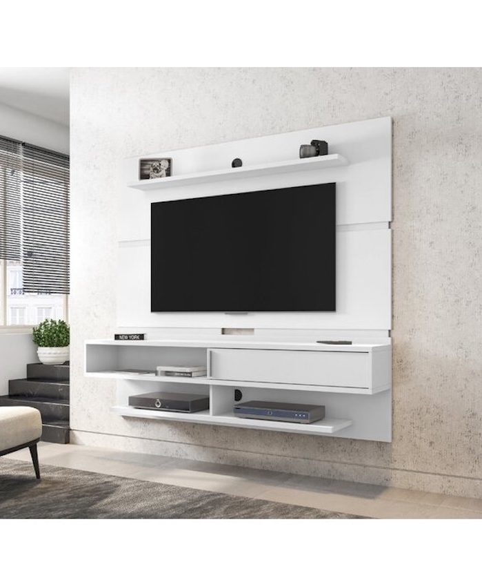 Boltz Floating Entertainment Center for TVs up to 65