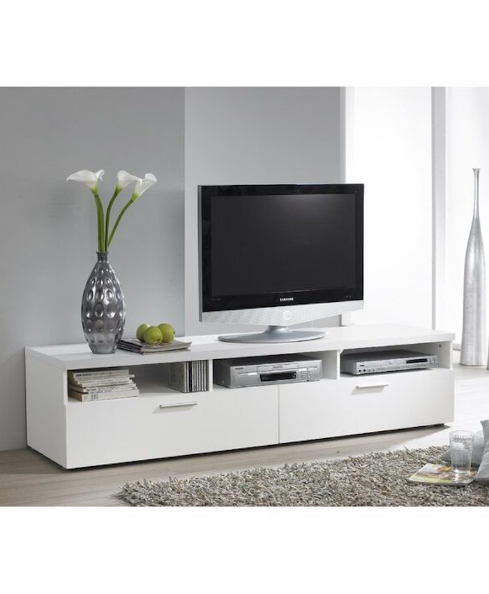 Loruso  7FT TV Stand