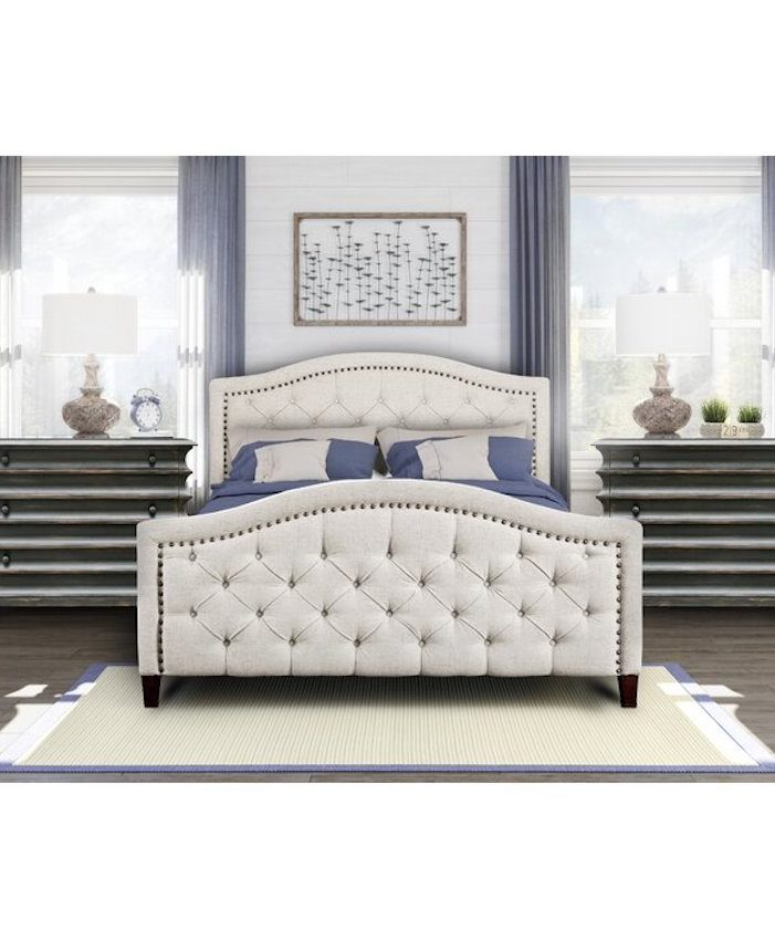 Niate Upholstered Platform Bed