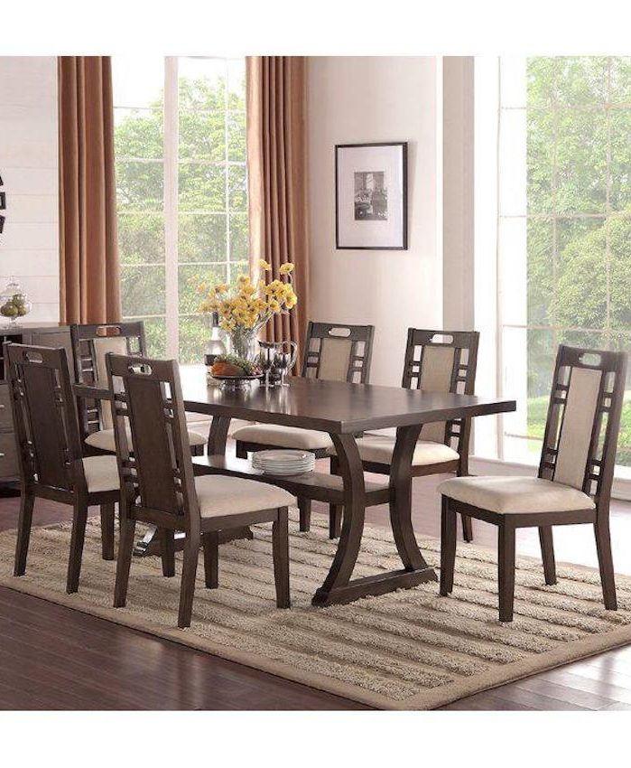 Gilleo 6 Dining Set